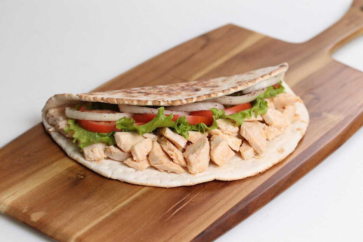 la-galette-libanaise-au-poulet