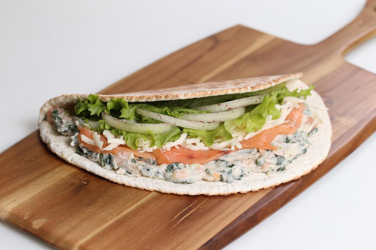 la-galette-libanaise-epinards-saumon